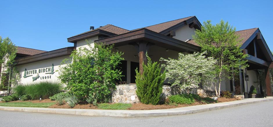 River Birch Lodge Restaurant Community Appearance Award Winner